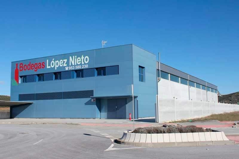 Vialca - Bodegas López Nieto (P.I. Llano Mazuelos), Acalá la Real, Jaén