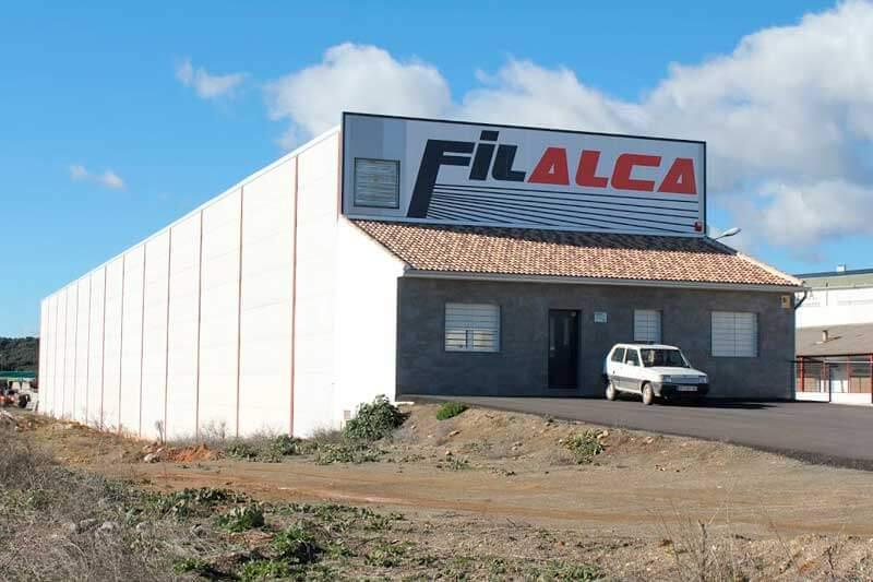 Vialca - Filalca (Pol. Ind, El Chaparral), Alcalá la Real, Jaén
