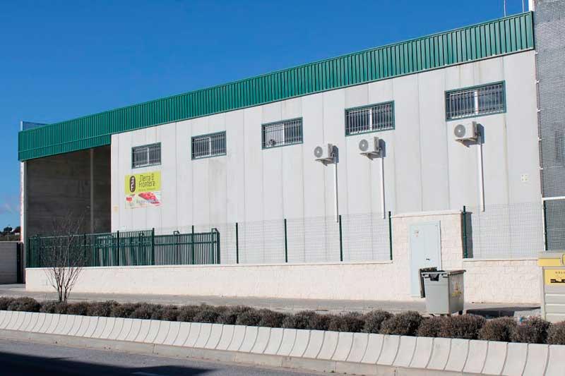 Vialca - Vivero de empresas Fase II (P.I. Llano Mazuelos), Alcalá la Real